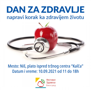 Dan za zdravlje u Nisu